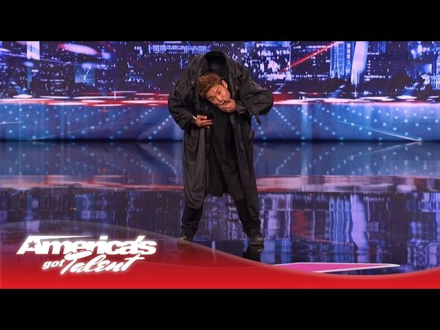 Kenichi Ebina Performs an Epic Matrix- Style Martial Arts Dance - America\'s Got Talent