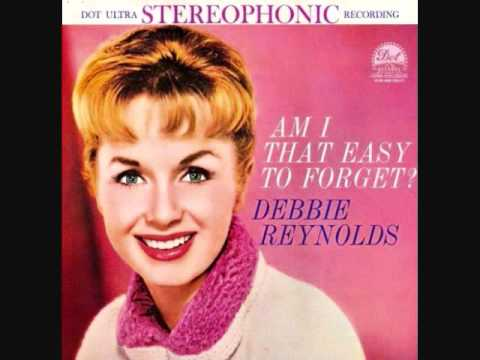 Tekst piosenki Debbie Reynolds - Am I That Easy to Forget? po polsku