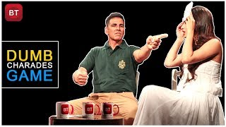 Video Gold Movie Starcast Akshay Kumar, Mouni Roy Played Most Intriguing Action-Packed Dumb Charades Round MP3, 3GP, MP4, WEBM, AVI, FLV Desember 2018
