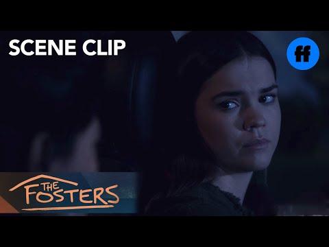 The Fosters   Season 5 Episode 5: Ximena Tells Callie She's Undocumented   Freeform