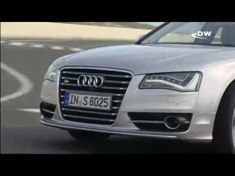 Audi S8 - машина для состоявшихся людей со вкусом