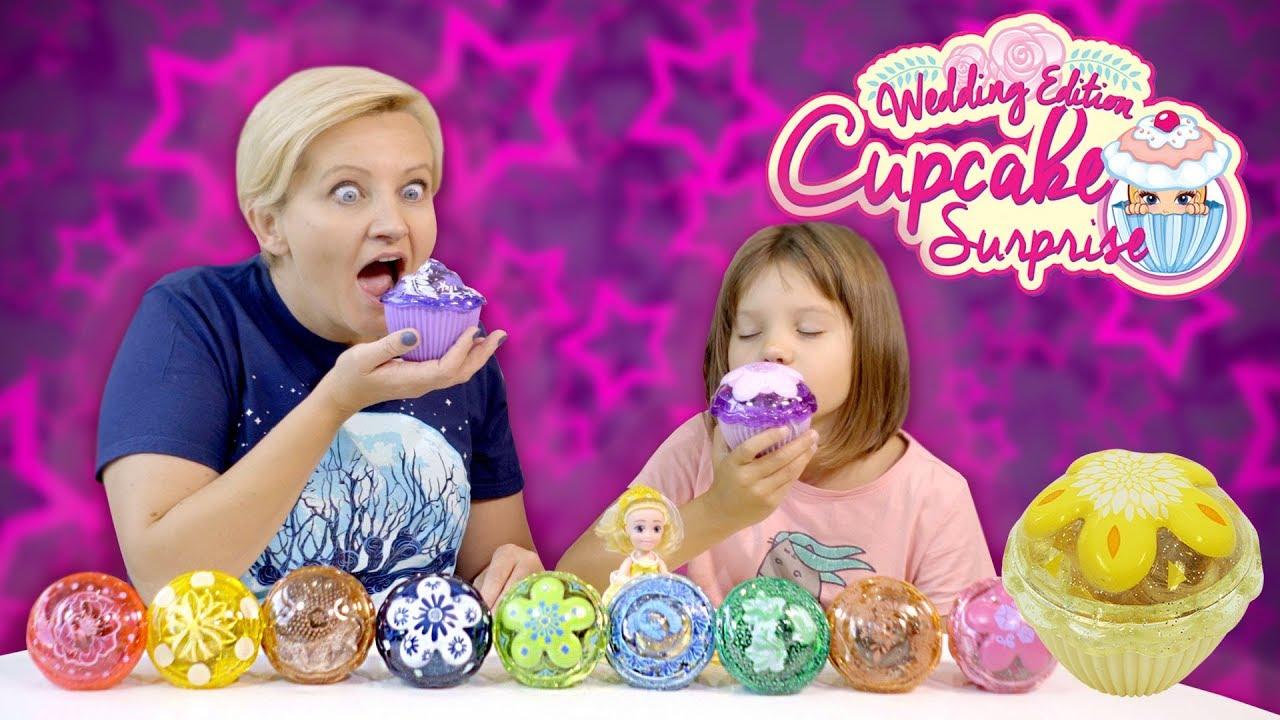 Nowe laleczki CupCake Surprise Edycja ŚLUBNA, TM Toys