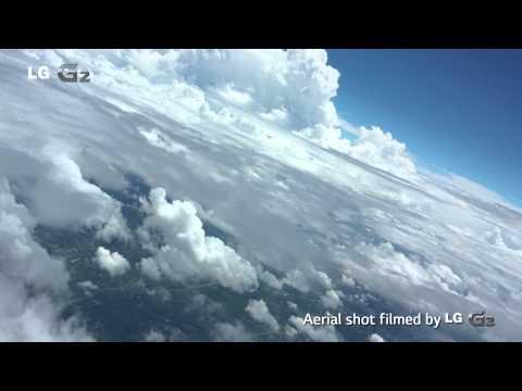 LG G2 - Film nagrywany z stratosfery