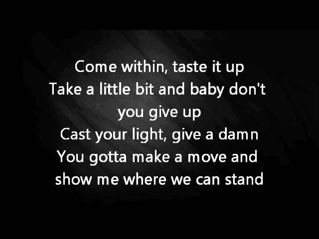 Avicii  Lay me down lyrics