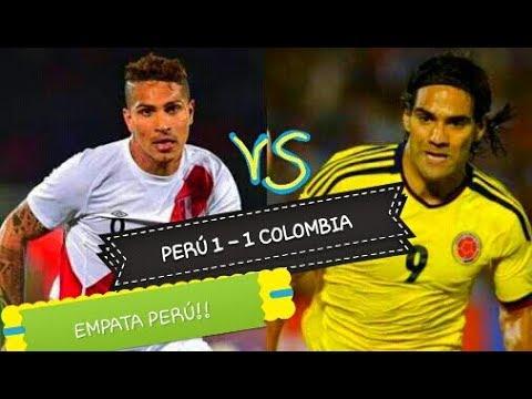 PERÚ vs COLOMBIA en Vivo HD 10/10/2017 Eliminatorias Rusia 2018 (видео)