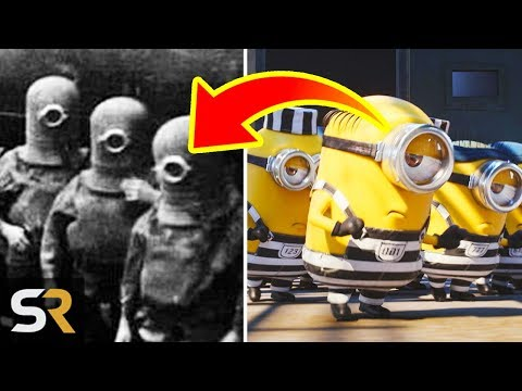 10 Shocking Facts You Didn't Know About The Minions