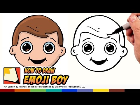 how to draw a boy for beginners