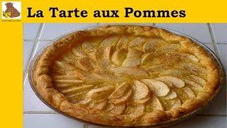 La Tarte Aux Pommes (recette Rapide Et Facile) HD