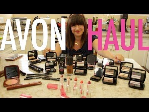 Avon Haul (My first Haul)