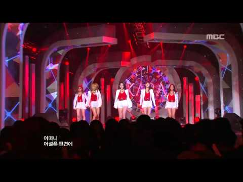 KARA - Pandora, 카라 - 판도라, Music Core 20120922 (видео)