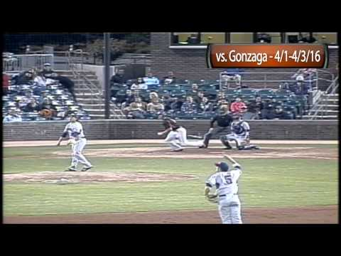 HIGHLIGHTS: Baseball vs. Gonzaga