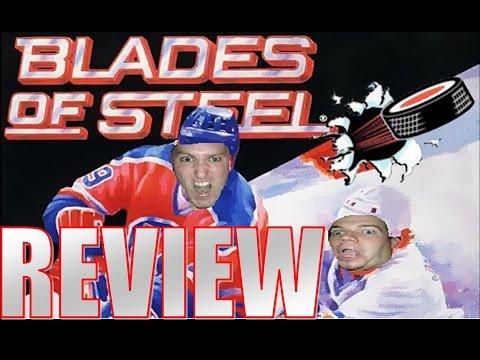 Blades of Steel Wii