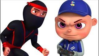 Video Zool Babies Catching a Thief   Zool Babies Series   Cartoons For Children   Videogyan Kids Shows MP3, 3GP, MP4, WEBM, AVI, FLV Maret 2018