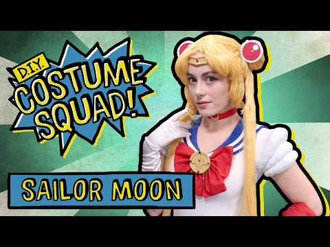 Make Your Own Sailor Moon Costume - DIY Costume Squad