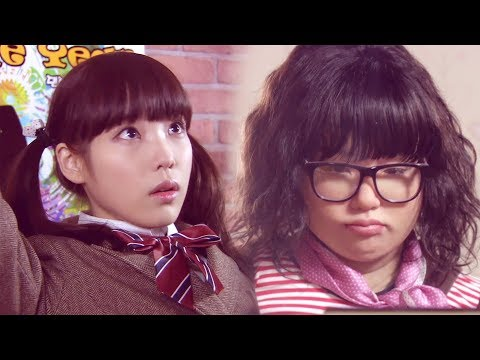 If She Loses 30kg, Will He Love Her?.... IU ♥ Jang Woo Young [Dream High]