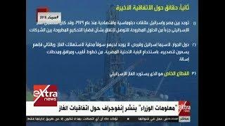 ما لا تعرفه عن إتفاقيات مصر بشأن الغاز الطبيعى