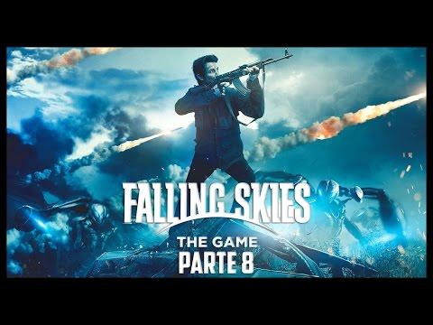 Falling Skies | Episodio 8 | Grúas