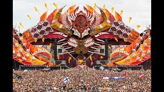DefQon.1 2018 Power Hour Moment