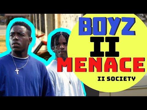 What Happened In MENACE II SOCIETY??!! (1993) PRIMM'S HOOD CINEMA