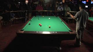 Earl Strickland Vs. Jose Parica At Amsterdam Billiards