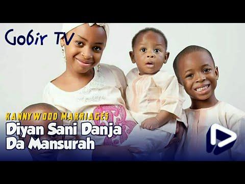 Kannywood: Diyan Sani Danja da Mansurah Isah na murnar dawowa daga hutun Makaranta- Gobir TV