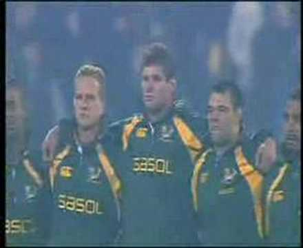 Cut Throat Haka vs South Africa
