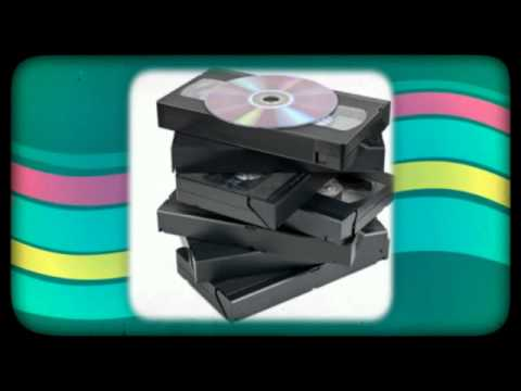 Video Editing, and VHS to DVD conversion
