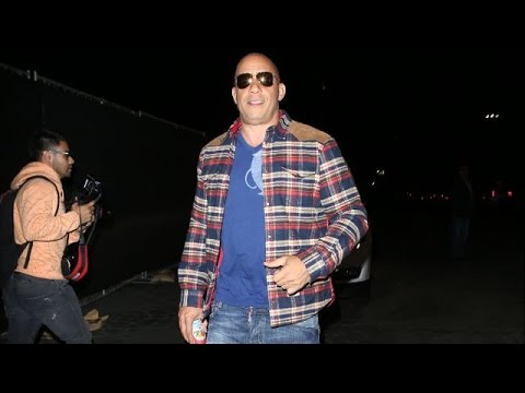 Vin Diesel And The Fam Showing Love For Beyonce