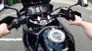 8. DL 1000 V-strom by Suzuki features review Motorbike adventure tourer
