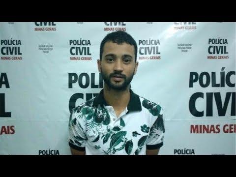 PARÁ DE MINAS: Suspeito de matar empresário é preso