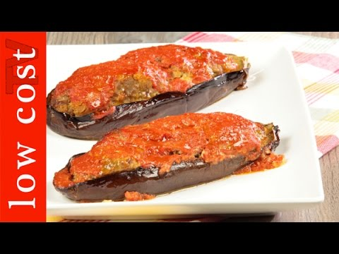 melanzane ripiene - ricetta