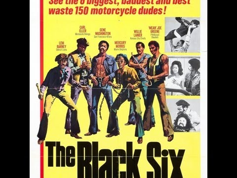 Movie - The Black Six (1973)