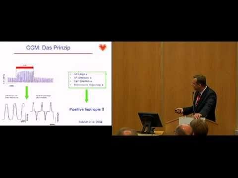 Prof. Remppis's Vortrag auf dem CCM-Symposium, DGK-Tagung Mannheim 2011