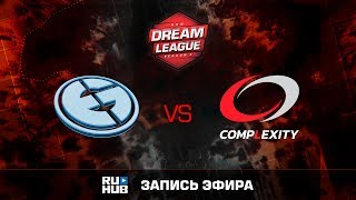 Evil Geniuses vs compLexity, DreamLeague Season 8, Grand Final, game 1 [Maelstorm, Mortales]