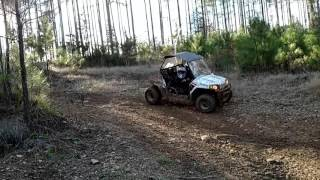 9. 1 BAD POLARIS RZR 170 EFI!! CAROLINA STYLE!!