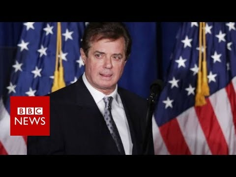 Ex-Trump aide Paul Manafort 'faces charges over Russia' – BBC News