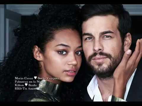 Best Interracial Couple Mario Casas ♥ Berta Vazquez  - Tu Amor