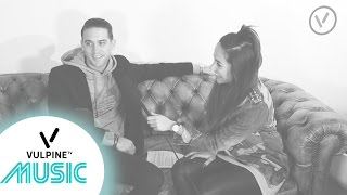 Video G-Eazy propose to Vulpine TV host Sharareh | Vulpine Music MP3, 3GP, MP4, WEBM, AVI, FLV Juli 2018
