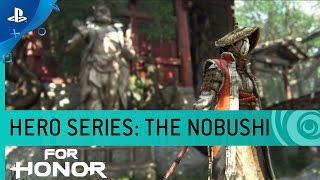 Видео к игре For Honor из публикации: В новом трейлере For Honor показали героя Nobushi