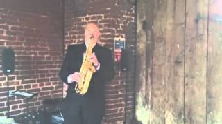 Solo Saxophonist