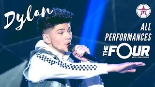 Video Dylan Jacob: All Performances On 'The Four' Season 2 MP3, 3GP, MP4, WEBM, AVI, FLV Januari 2019