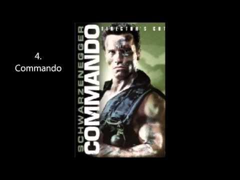 Top 10 Arnold Schwarzenegger Movies