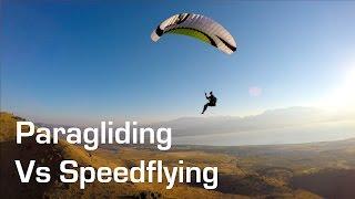 Video Paragliding vs Speedflying MP3, 3GP, MP4, WEBM, AVI, FLV November 2018