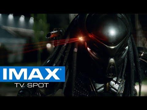 The Predator IMAX® Exclusive TV Spot