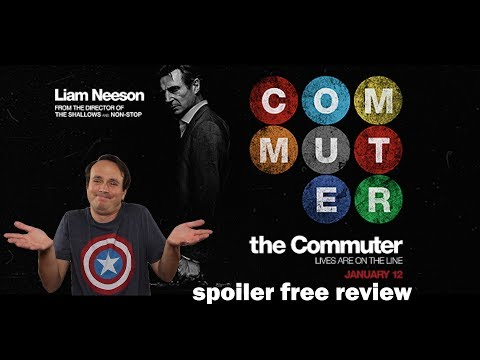The Commuter Movie Review SPOILER FREE - Awesome? Average?