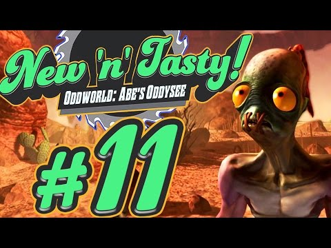 tasty - Let's Play Oddworld: Abe's Oddysee: New 'n' Tasty! - Part 11 - Im Scrabania-Tempel [HD • Blind • 100% • Deutsch] ☆ LETSPLAYmarkus abonnieren! ▻ http://goo.gl/ck1zgM ☆ Alle Let's...
