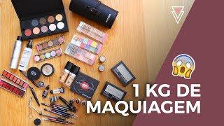 E no vídeo de hoje vim mostrar pra vocês o kit de maquiagem profissional que ganhamos na Makeup Forever Academy :)◇ Facebook: http://www.facebook.com.br/blogluizarossi◇ Instagram: http://www.instagram.com/luizarossi◆ Lojinhas que confio:◇ Maquiadoro: http://www.maquiadoro.com.br◇  Época Cosméticos: http://www.epocacosmeticos.com.br/?utm_source=luizarossi&utm_medium=post-c&utm_content=desconto-18&utm_campaign=desconto_03-02 (Ao acessar o site da Época por esse link vocês ganham 18% de desconto em produtos selecionados)✉ contato@luizarossi.com.br