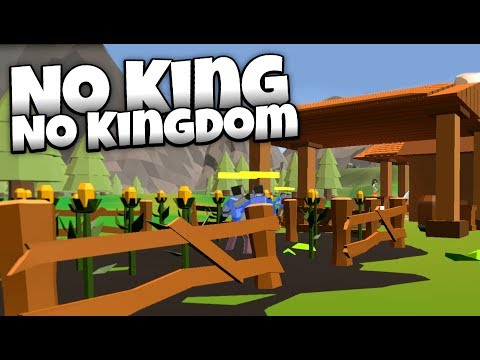 My Little Kingdom! - No King No Kingdom Gameplay (видео)