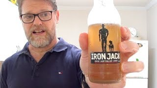 New Iron Jack Beer Review - GregO