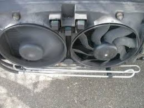 Comment brancher un ventilateur en direct en cas de surchauffe moteur